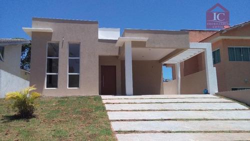 Casa Com 3 Dormitórios À Venda, 186 M² Por R$ 720.000,00 - Paysage Serein - Vargem Grande Paulista/sp - Ca0782