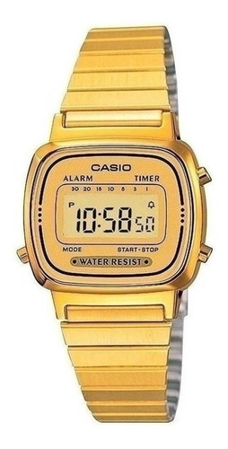 Imagen 1 de 2 de Reloj Casio La-670wga Vintag Colores Surtidos/relojesymas