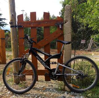 Bicicleta Rodado 24 Mountainbike Con Amortiguación