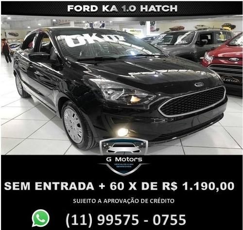 Ford Se Plus 1.0 Hatch Completo Mecânico Zero Km