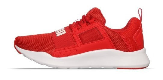 Tenis Puma Mn Wired Rojo 37192803
