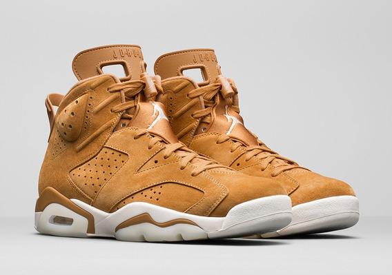 Zapatillas Nike Air Jordan 6 wheat 40-46