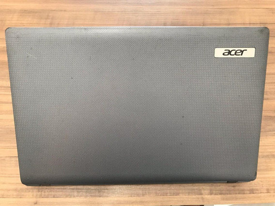Notebook Acer Aspire Core I3 4gb Ram Hd 320gb Tela 15,6