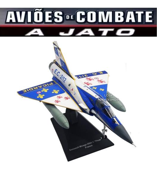 Aviao Combate Jato Mirage 2000 C Picardie (china) 1/72