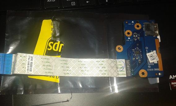 Placa Usb/sdcard Dell Inspiron 5447 Pn: 0gh3ny