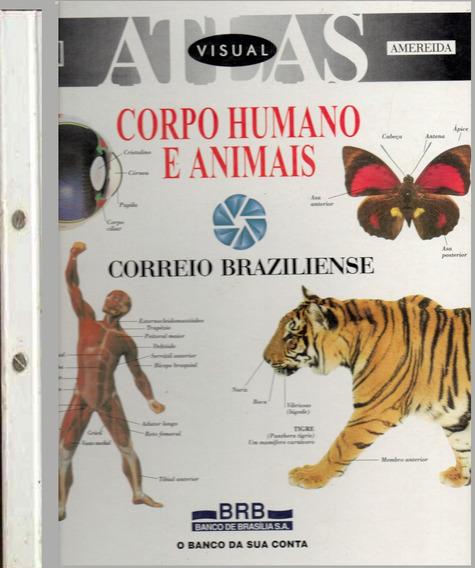 Enciclopédia Visual Corpo Humano Animais