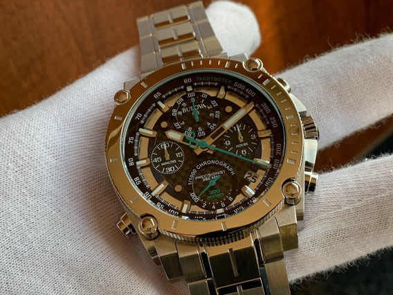 Relógio Bulova Precisionist Chrono Limited Edition 96b241
