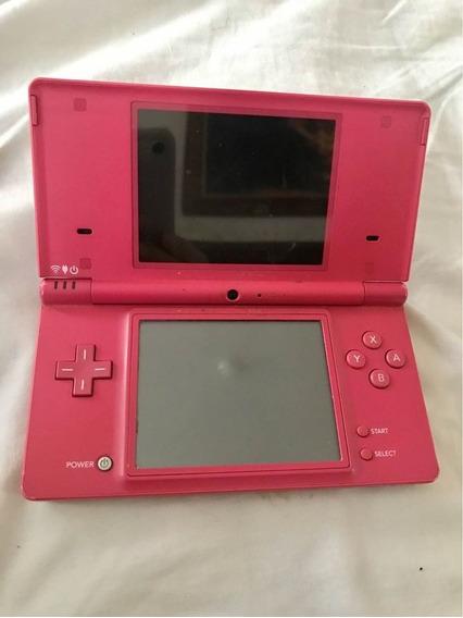 Nintendo Dsi Rosa-nintendo Dsi System Pink