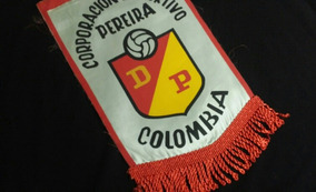 Flâmula Antiga De Corporacion Deportivo Pereira De Colômbia.