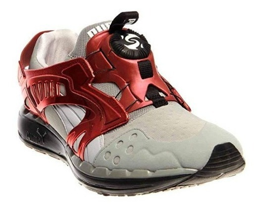 Puma Disc Future 10 Us 42 Br Exclusivo Autentico Running
