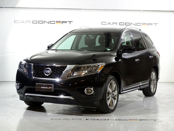 Nissan Pathfinder Exclusive Cvt 4x4 2016