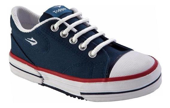 Topper Zapatillas Unisex - Nova Low + Azul