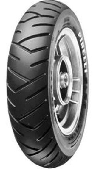 Pneu Yamaha Bws 50 Original 130/90-10 61j Tl Sl26 Pirelli
