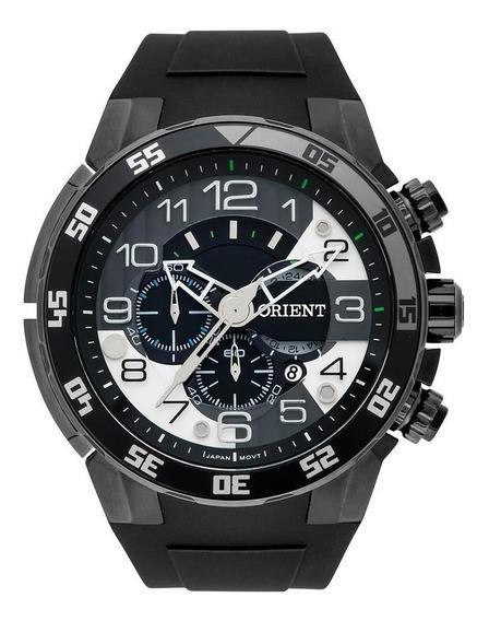 Relógio Orient Masculino Mpspc017 P2px Cronógrafo Big Case