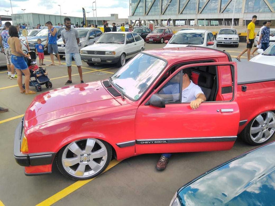 Chevrolet Chevy 500 Dl Injeção