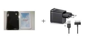 Capa Tpu Tablet P3100 + Pelicula + Carregador