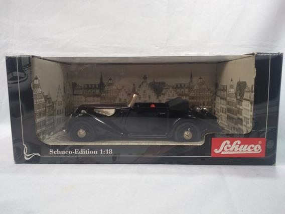 Bmw 327 Cabrio 00014 Miniatura A Corda Escala 1/18 Schuco