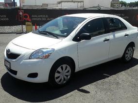 Toyota Yaris 2016 Sedán Core L4/1.5l Aut