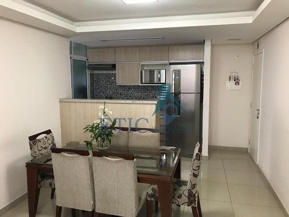 Venda Apartamento Parque São Lucas 75m² 3 Dormitórios (1 Revertido Closet E Integrado A Suite); 2 Varandas, 1 Gourmet, Mobiliado, Porcelanato 2 Vagas - Ap00619 - 33888524