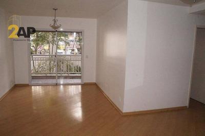 Apartamento Residencial À Venda, Vila Andrade, São Paulo - Ap0465. - Ap0465