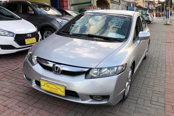 Honda/ Civic 2010 Lxs 1.8 Automático !