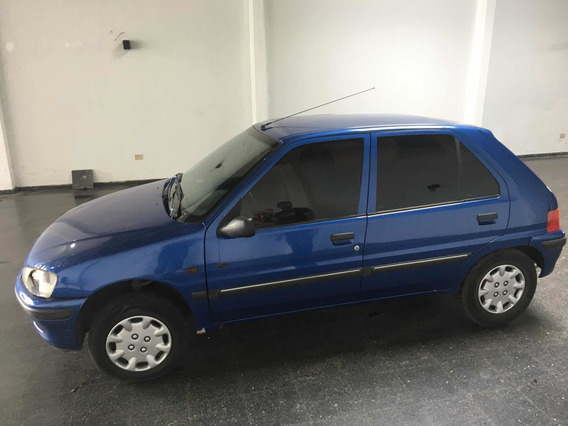 Peugeot 106 1.4 Xr 1998 5 Puertas