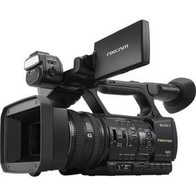 Sony Hxr-nx5r Nxcam Prof Gratis Cartao Memória + Tripé