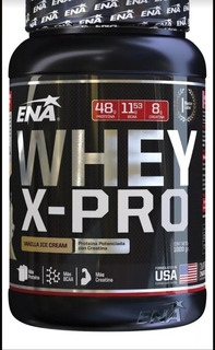 Whey X Pro (1 Kg) Ena Proteína Suero De Leche
