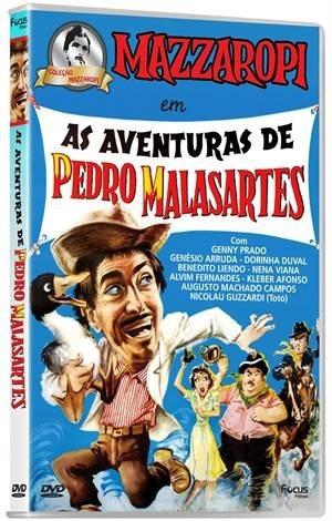 Mazzaropi As Aventuras De Pedro Malasartes Dvd