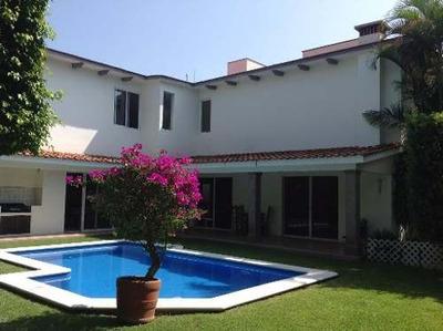 Casa Sola En Tetela Del Monte / Cuernavaca - Amr-249-cs