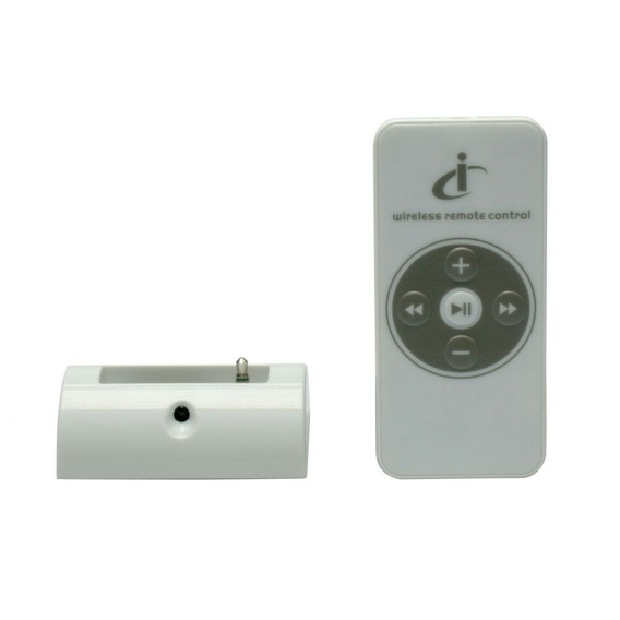 Mini Base Portátil Carregador iPod Nano Entrada Estéreo