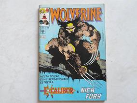 Wolverine N° 14 Editora Abril