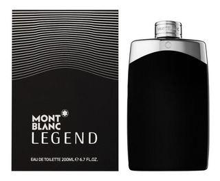 Mont Blanc Legend By Mont Blanc 200 Ml Edt Caballero