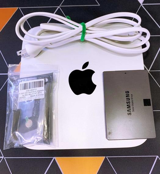 Apple Mac Mini 2012 I5 | 8gb | 500gb Hd + 250gb Ssd | Usado