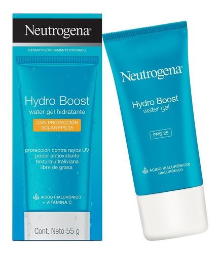 Neutrogena Hydro Boost Water Gel Día Fps 25 Con 55g