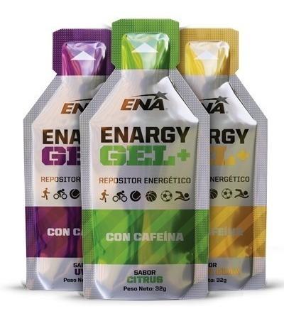 Repositor Energético Enargy Gel Con Cafeína