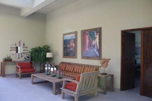 Casa En Venta En San Miguel Allende Hermosa Y Colonial