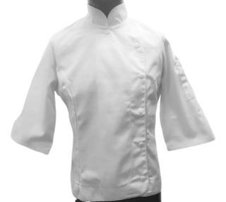Chaqueta Damas Chef/cocina En Acrocel