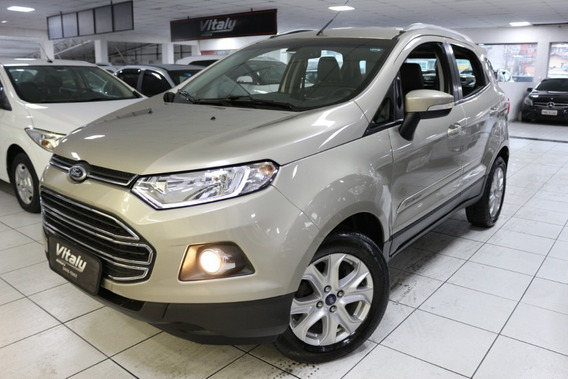 Ford Ecosport Titaniun Flex Automatico 2.0 2015
