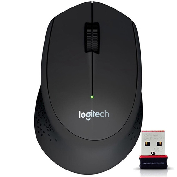 Mouse Sem Fio Mouse Gaming Mouse Mouse 2.4ghz De Logitech M2