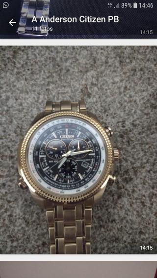 Relógio Citizen Série Ouro