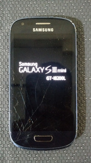 Samsung Galaxy S3 Mini Modelo: Gt-i8200l 1 Chip 8gb