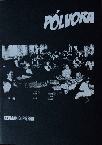 Imagen 1 de 1 de Pólvora - Di Pierro - Casa De Balneario