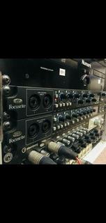 Placa Audio Interfaz Focusrite Saffire Pro 40