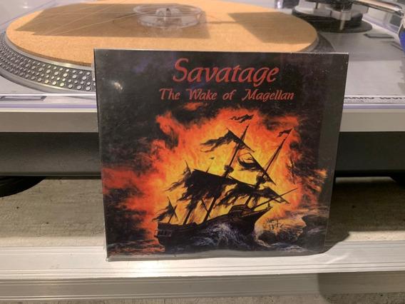Savatage - The Wake Of Magellan - Cd Importado