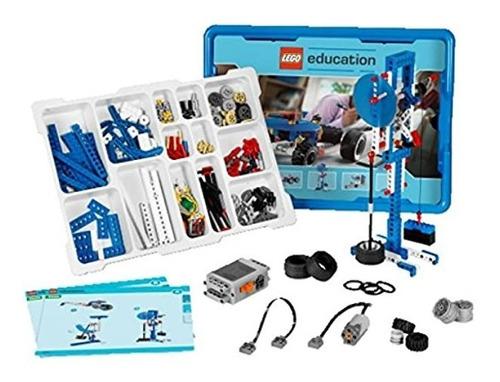 Set Maquinas Simples Y Motorizadas Lego Education