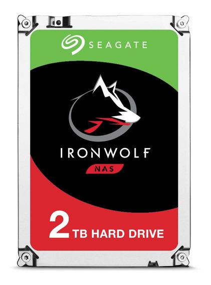 Disco duro interno Seagate IronWolf ST2000VN004 2TB