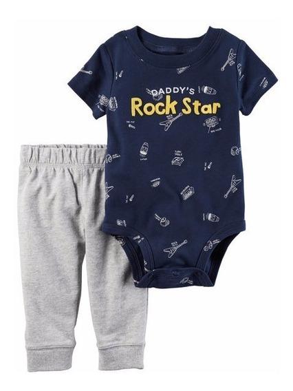 Conjunto Bebê Carters Menino 2 Peças - Vários Modelos