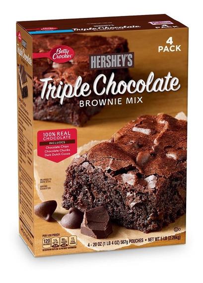 Mezcla De Brownies Betty Crocker