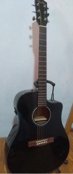 Guitarra Electroacustica Fender ! Con Estuche Rigido !